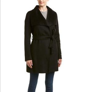 NWT Tahari Belted Wrap Jacket